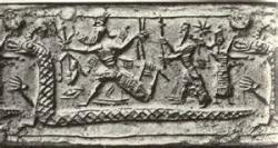Serpent sumerien